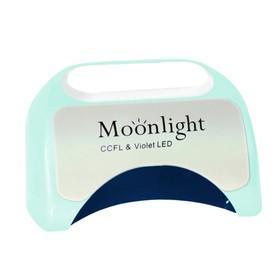 Лампа для гель-лака JessNail Violet LED Gel Lamp Romeo Moonlight MN-005, 36 Вт, голубая Ош