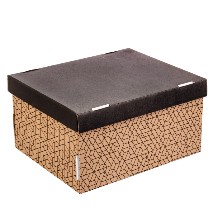 Складная коробка «Самые нужные вещи», 31,2 х 25,6 х 16,1 см