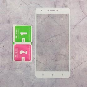Защитное стекло Innovation 2D MAGIC для Xiaomi RedMi Note 4X белый Ош
