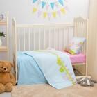 Детское постельное бельё Блакит kids Звездная дорожка 489601/4544, 147х112, 120х60х19, 40х60 1шт, хлопок