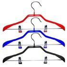 Вешалка-плечики с прищепками 44-46 р, цвет МИКС