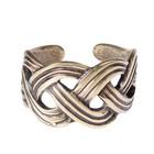 Перстень «Родник» литой, латунь диаметр 17-21 мм