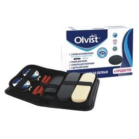 Набор дорожный Olvist для кожи, 6 предметов