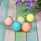 """Мяч каучук """"Кристалл"""" 2,8 см, цвета МИКС"""