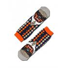 Носки женские р-р 23-25, цвет светло-серый НЖ29-3034