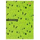 """Бизнес-блокнот (скетчбук) А5, 80 листов """"Наушники"""", твёрдая обложка, блок 100 г/м2"""