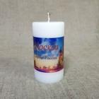 свечи с видами Москвы
