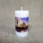 Свечи с символикой городов