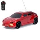 """Машина радиоуправляемая """"Гоночный джип"""", работает от батареек, цвета МИКС"""