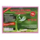 Матрасик для проращивания семян, большой, 22 х 30 х 3 см, «Лабиринт»