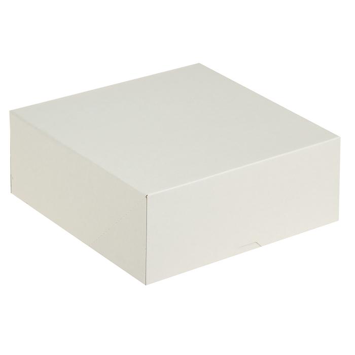 Кондитерская упаковка (короб), 22,5 х 22,5 х 10,5 см