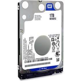 "Жесткий диск WD Original SATA-III 1Tb WD10SPZX Blue (5400rpm) 128Mb 2.5"""