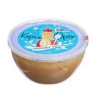 """Арахисовая паста """"Король Орех"""" мягкая сладкая, 340 г"""