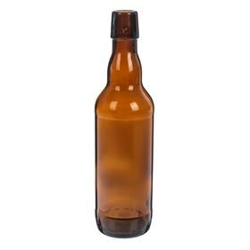 Бутылка бугельная 500 мл Ош