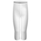 Бриджи гимнастические х/б, размер 34, цвет белый