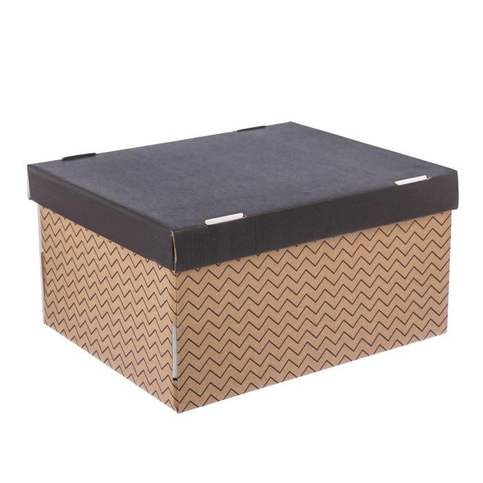 Складная коробка «Самое важное», 31,2 х 25,6 х 16,1 см