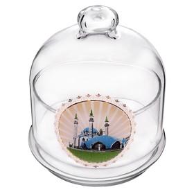 Мини-купол для меда и варенья 500 мл 'Восточный' Ош