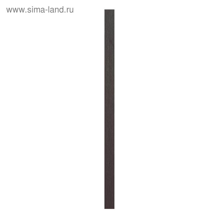 Наличник прямой Венге 2200х80х9 мм