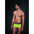 Трусы мужские боксеры LC0807 цвет лимонный (lime), р-р 48 (4)