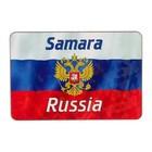 """Магнит """"Самара"""", герб, 9,6х6,5 см"""