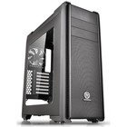 Корпус Thermaltake Versa C21 RGB черный без БП ATX 2xUSB2.0 1xUSB3.0 audio bott PSU