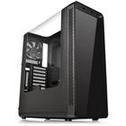 Корпус Thermaltake View 27 черный без БП ATX 4x120mm 2xUSB2.0 1xUSB3.0 audio bott PSU