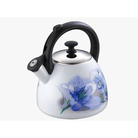 Чайник со свистком Peterhof, 2,5 л, микс