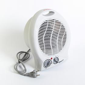 Тепловентилятор Sakura SA-0504, 2000 Вт, вертикальный, вентиляция без нагрева, серый Ош