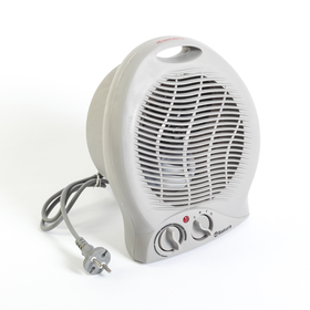 Тепловентилятор Sakura SA-0504DG, 2000 Вт, вентиляция без нагрева, темно-серый Ош