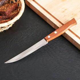 Нож для стейка 12,5 см Tradicional блистер 12 шт