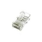 Штекер Proconnect 05-1021-7, премиум, RJ-45, 8P8C, категория 5e, упаковка 1 шт