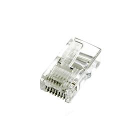 Штекер Proconnect 05-1021-7, премиум, RJ-45, 8P8C, категория 5e, упаковка 1 шт Ош