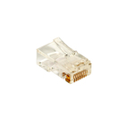 Штекер Proconnect 05-1021-6-9, эконом, RJ-45, 8P8C, категория 5e, упаковка 5 шт