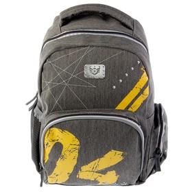 Рюкзак молодежный мал. Proff 38*26*16 Military, серый MI17-BP-20-01
