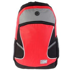 Рюкзак молодежный Proff 45,5*29*15 X-line, красный XL17-2232-G