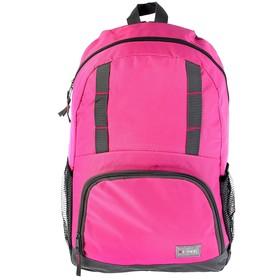 Рюкзак молодежный для девочки Proff 44*29*15 X-line, розовый XL17-2742-G