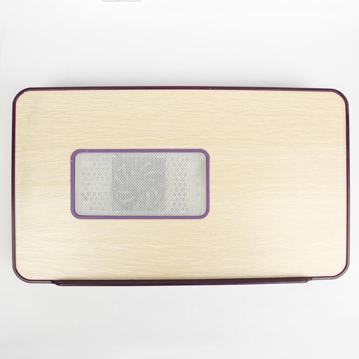 Подставка для охлаждения ноутбука, с упором, микс УЦЕНКА