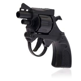 """Пистолет """"Миниган"""", стреляет 8-ми зарядными пистонами"""