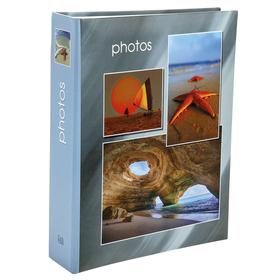 Фотоальбом на 200 фото 10х15 см Image Art, морской Ош