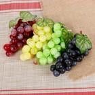 Искусственный виноград (зелёный)