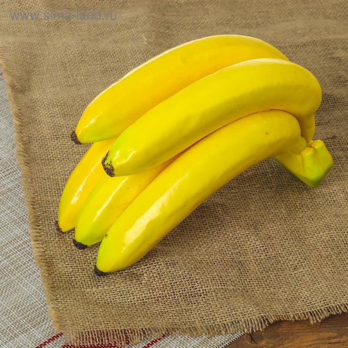 Искусственные бананы (связка 5 шт.)