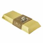 Шоколадный слиток молочный десертный 500г Chocolate Bank