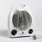 Тепловентилятор FIRST FA-5568-2, 2000 Вт, вентиляция без нагрева, белый