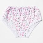 Пижама детская, рост 98 см, цвет розовый 71