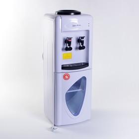 Кулер для воды AquaWork AW 0.7LK, только нагрев, 500 Вт, белый Ош