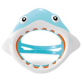 Маска для плавания 'Морские животные', от 3-8 лет, цвета МИКС 55915 INTEX Ош