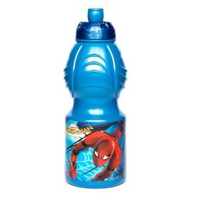 "Бутылка 400 мл ""Человек-паук"", фигурная"