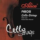 Струны Alice для виолончели A805A никель