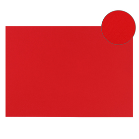 Картон цветной текстур 210*297 мм Sadipal Fabriano Elle Erre 220 г/м красный ROSSO 13205 Ош