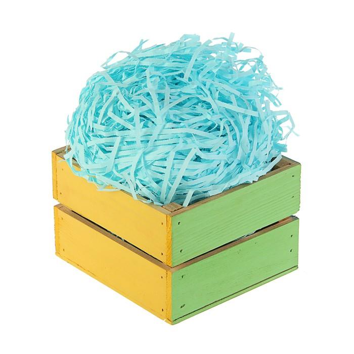 Наполнитель бумажный насыщенно-голубой, 50 г